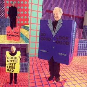 William McDonough_Activation Room_Fashion For Good Center_Amsterdam