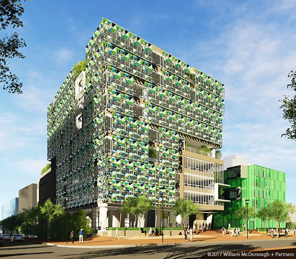 Architects William McDonough + Partners And Universidad EAN Announce  Project Legacy: Cradle To Cradle® Design Embraced In Colombia | William  McDonough
