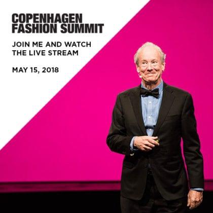 48a70cb62c6 William McDonough Returns to Copenhagen Fashion Summit